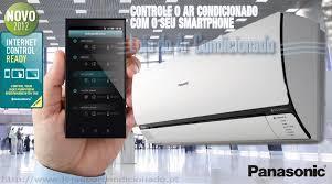 Panasonic ar-condicinado digital