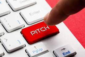 Teclado com a tecla Pitch dicas para pitch day