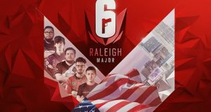 Banner do Six Major Raleigh