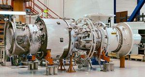 Turbina a gás Siemens