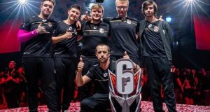 Team Empire equipe Rainbow Six
