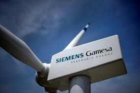 Turbina Siemens Gamesa