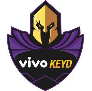 Logomarca da Vivo Keyd