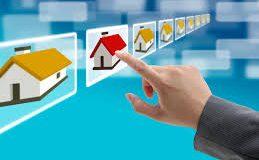 Escolha de casa corretores de imóveis