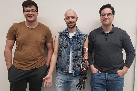 prótese impressão 3D