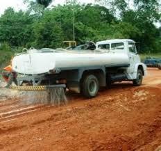 água para a construção