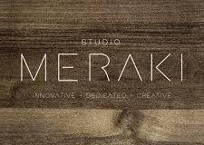 Banner studio Meraki projeto de arquitetura