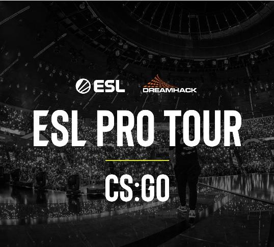 Banner do ESL Pro Tour;