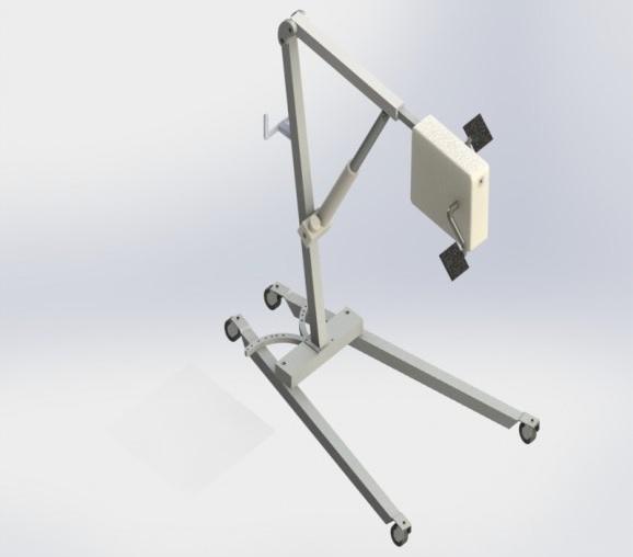 FETIN Ciclo ergômetro