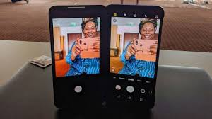 O LG G8X ThinQ Dual Screen