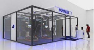 Loja Voyager to go realidade virtual