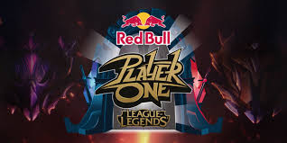 Banner do Red Bull Player One