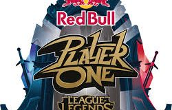 Banner Red Bull Player One