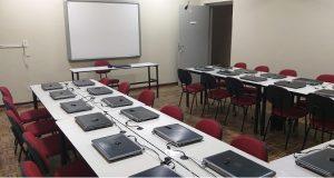 Sala de aula do Projeto Jovem Aprendiz