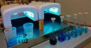 descontaminação fotocatalítica da água