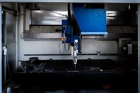 máquina de corte a plasma