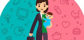 Mãe licença-maternidade
