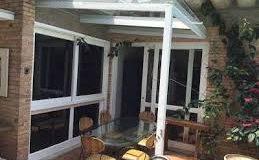 Varanda e Sacada de vidro