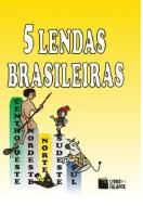 audiobooks infantis - 5 lendas brasileiras