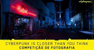 Concurso de Fotografia Cyberpunk