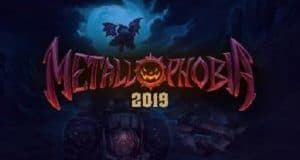 Banner do in-game temático do Halloween