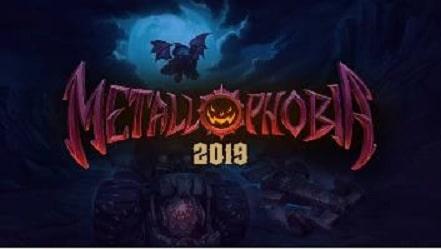 Banner do in-game temático do Halloween