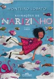 audiobooks infantis - Reinações de Narizinho