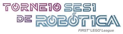 Banner do torneio SESI de robótica