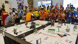 Torneio SESI de robótica