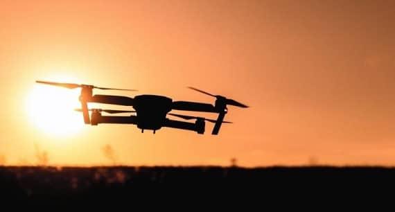 uso mal intencionado de drones