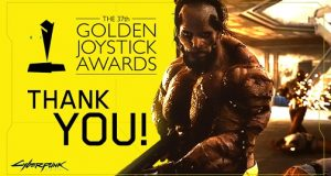 Golden Joysticks Awards
