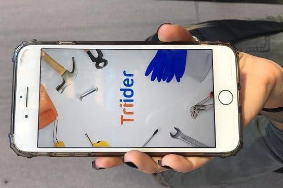 App com montador de móveis