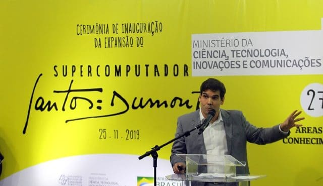 Maior supercomputador da América Latina