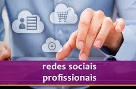 redes sociais profissionais