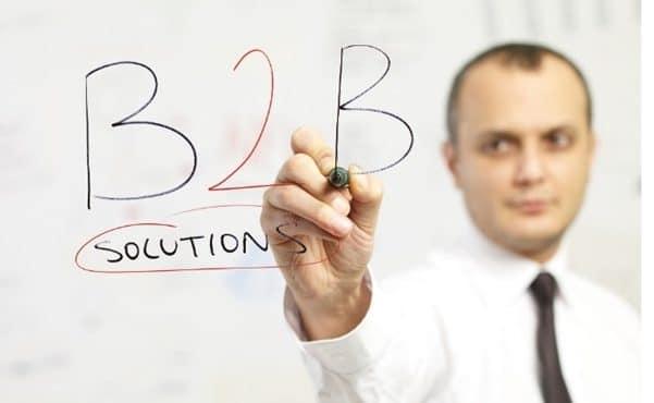 conseguir clientes B2B