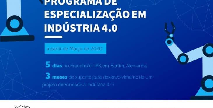 Especialização em Indústria 4.0 terá programa da AHK