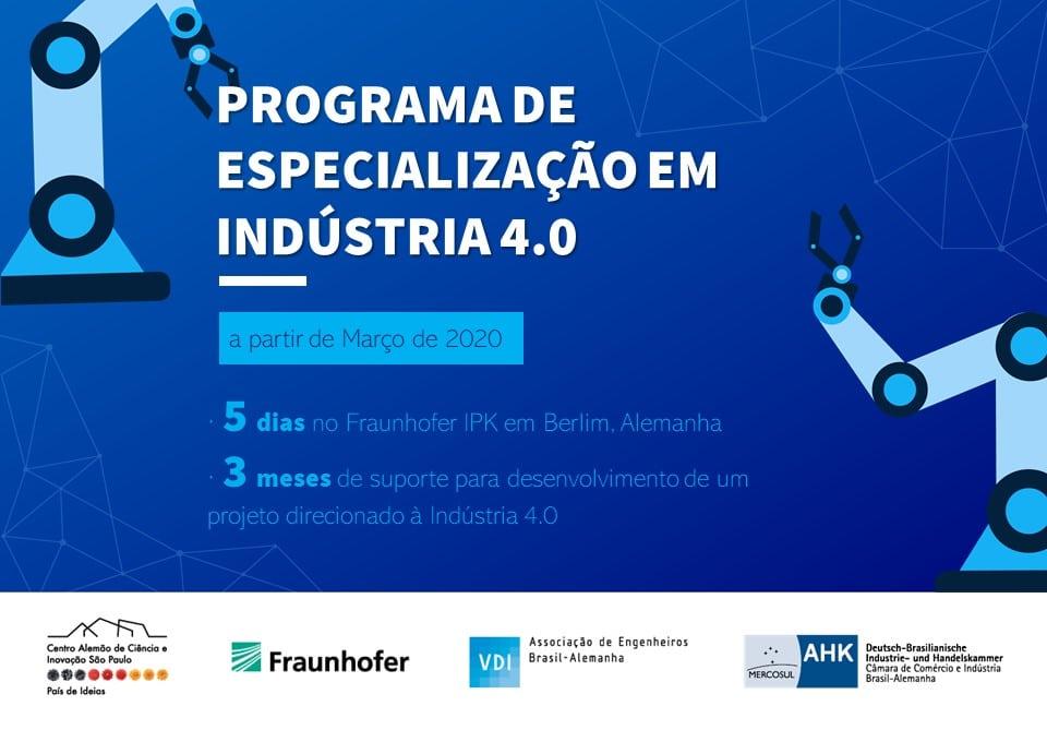 Especialização em Indústria 4.0