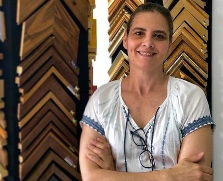 Suhmaya Bernstein especialista em fine art