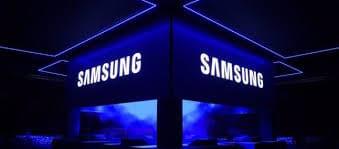 Estande Samsung