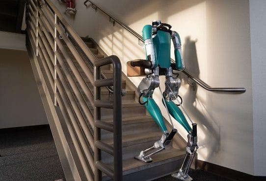 Robô de Entregas Digit