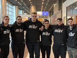 MIBR liderança da Rainbow Six Pro