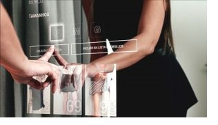 espelho interativo