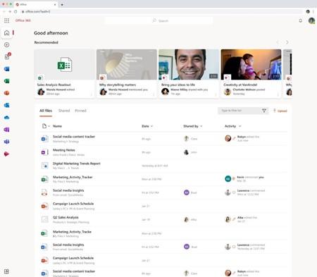 nova visão para o Microsoft Stream