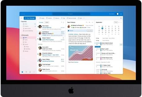 novo Outlook para Mac
