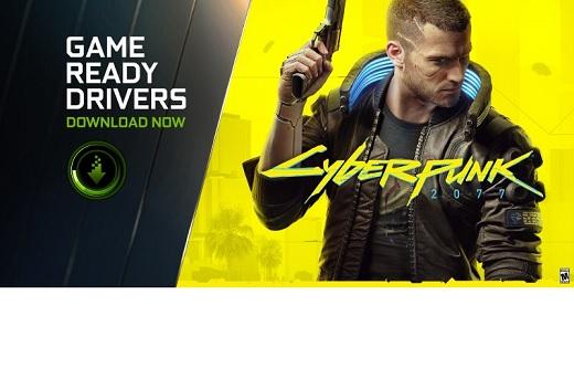Game Ready para Cyberpunk 2077