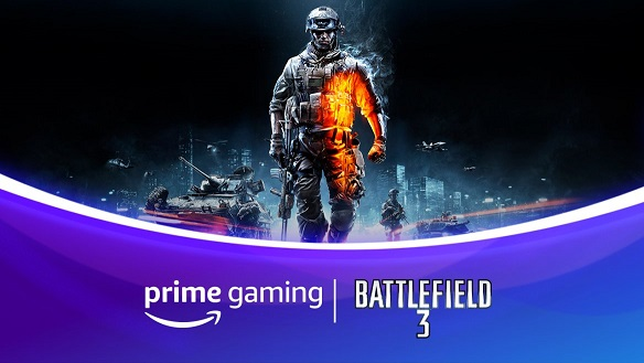 Jogo Grátis Bônus: Battlefield 3