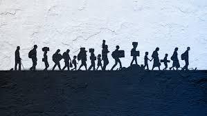 ajudar refugiados
