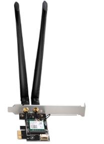 Placa de Rede Wi-Fi 6